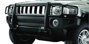 Brush Grille Guard