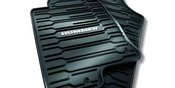 Floor Mats – Front And Rear Premium All Weather