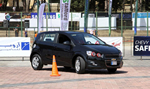 Chevrolet Sonic, hero of the Beirut Corporate Games