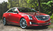 The Cadillac ATS coupe