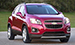 THE CHEVROLET TRAX 2015 NOT JUST SMART