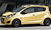 Chevrolet Spark aren't just for show