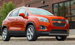 The 2016 Chevrolet Trax ready for anything