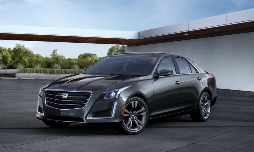 New system with quicker responsiveness in the 2016 Cadillac CTS