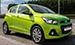 Benefit from a Great Fuel Economy with the 2016 Chevrolet Spark