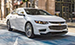 Always feel safe when driving the 2017 Chevrolet Malibu