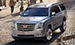 2017 Cadillac Escalade: All information in front of your eyes