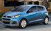 Always Protected with the 2017 Chevrolet Spark