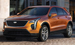 The First-Ever Cadillac XT4: Vibrant in Design and Purpose