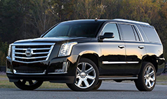 The 2016 Cadillac Escalade: A BEAST INSIDE THE BEAUTY